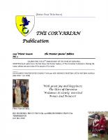 TheCorvarianWinter2015